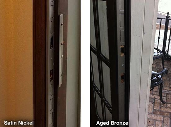 door frame reinforcement
