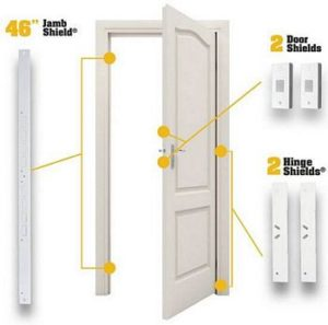 door reinforcement kit